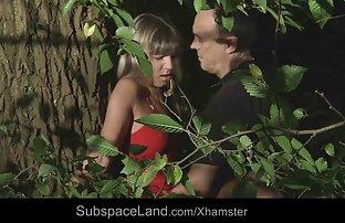 Modelo vídeo pornô com as brasileiras flexível posando e depois pussyrailed